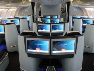 KLM A330 BUSINESS CLASS