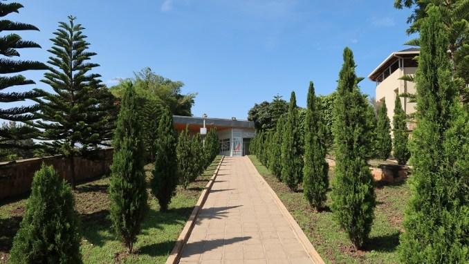 VISIT THE KIGALI GENOCIDE MEMORIAL