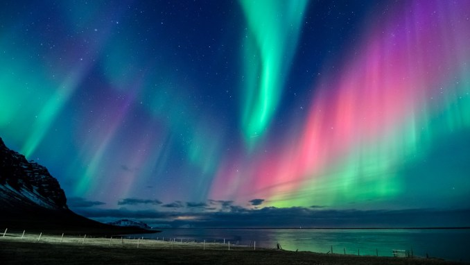 WATCH THE NORTHERN LIGHTS FROM THE COMFORT OF YOUR ROOM