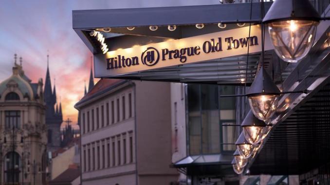 HILTON PRAGUE OLD TOWN