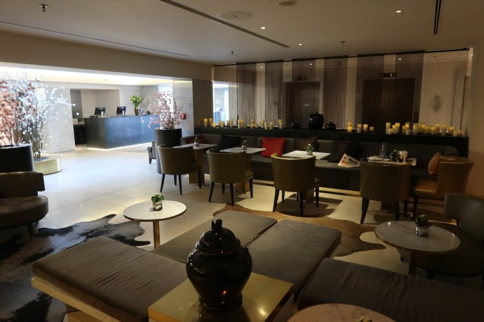 MANDARIN ORIENTAL PRAGUE - LOBBY BAR