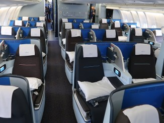KLM AIRBUS A330 BUSINESS CLASS REVIEW