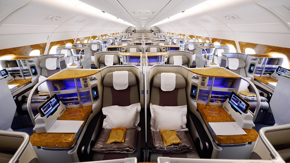 Top 10 best airlines for longhaul Business Class - The Luxury Travel
