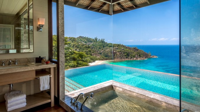 FOUR SEASONS SEYCHELLES REVIEW