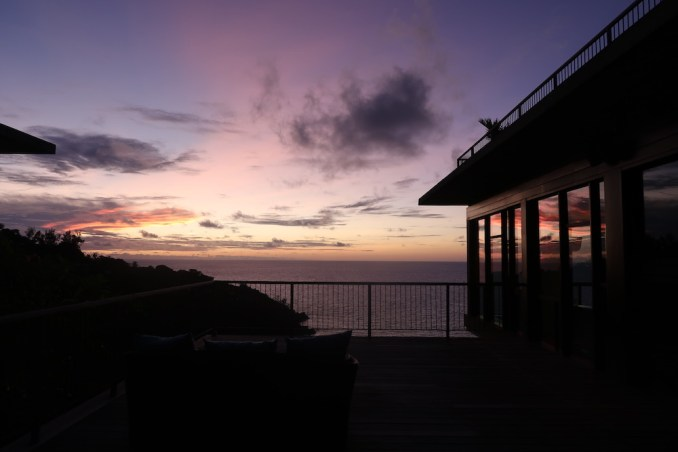FOUR SEASONS SEYCHELLES: HILLTOP SPA (ROOFTOP)