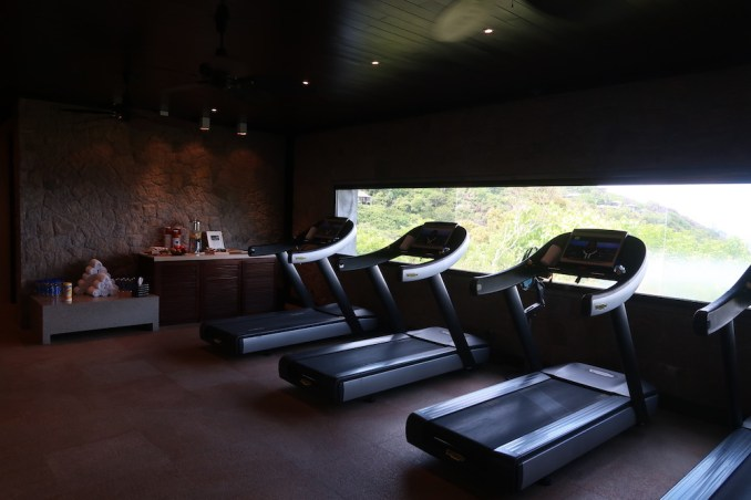 FOUR SEASONS SEYCHELLES: GYM