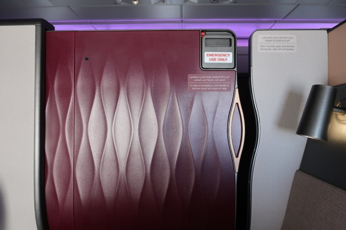 QATAR AIRWAYS A350 QSUITE