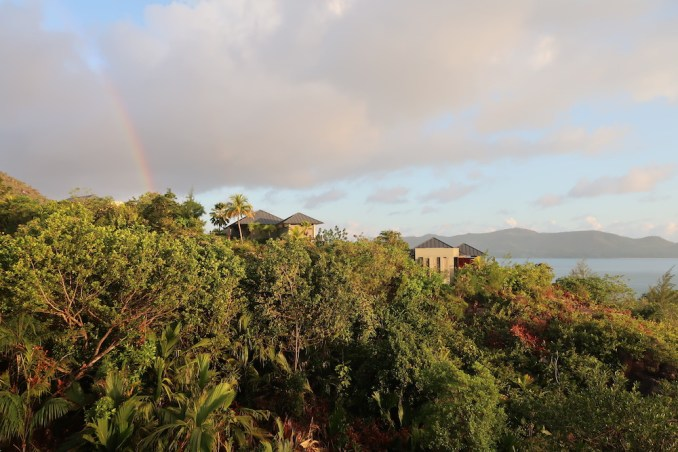 RAFFLES SEYCHELLES: RESORT GROUNDS