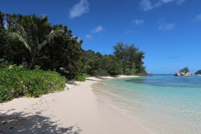 RAFFLES SEYCHELLES: BEACH