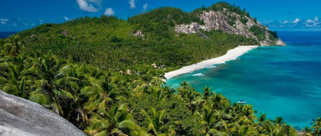 best luxury resorts hotels Seychelles