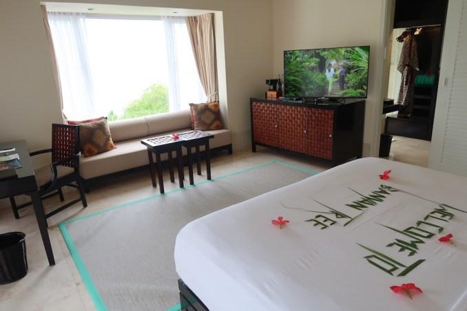 BANYAN TREE SEYCHELLES: VILLA - BEDROOM