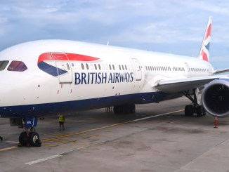 BRITISH AIRWAYS BUSINESS CLASS REVIEW