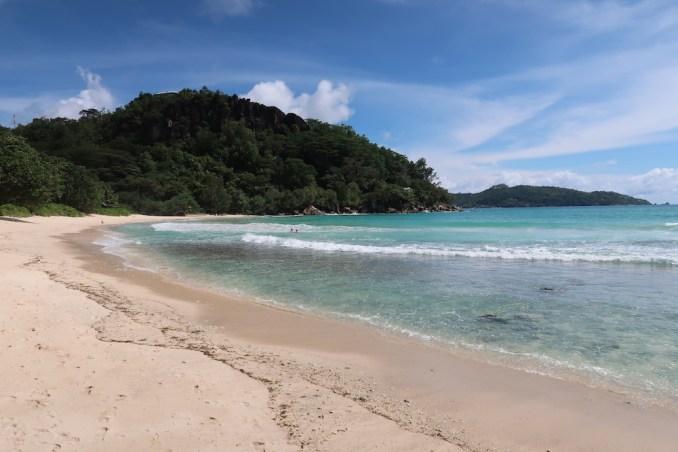 MAIA RESORT SEYCHELLES: BEACH OF ANSE LOUIS