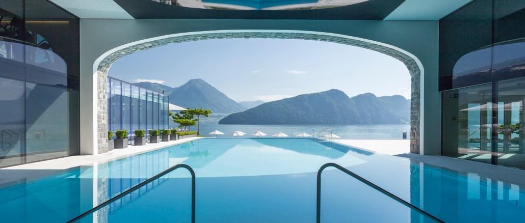 best luxury hotels resorts Switzerland