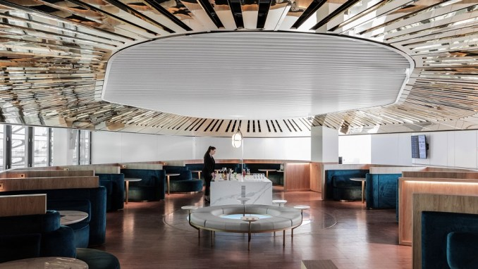 AIR FRANCE BUSINESS LOUNGE, PARIS