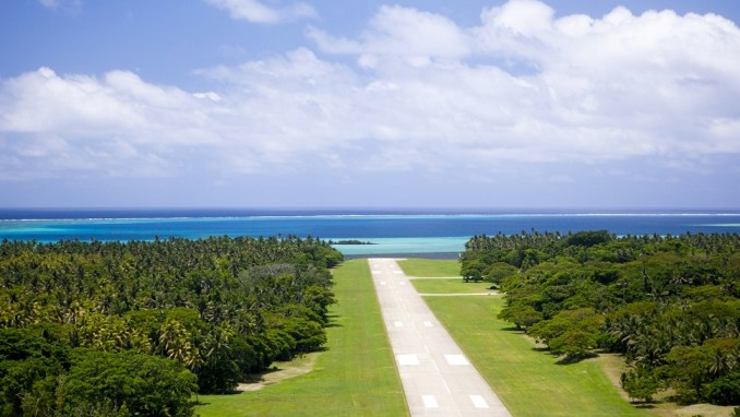 FLY IN YOUR OWN AIRCRAFT TO LAUCALA RESORT (FIJI)