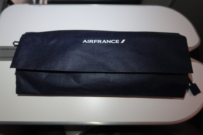 AIR FRANCE BUSINESS CLASS: SHOEBAG