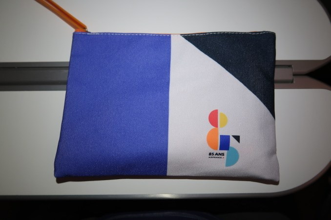 AIR FRANCE BUSINESS CLASS: AMENITY KIT