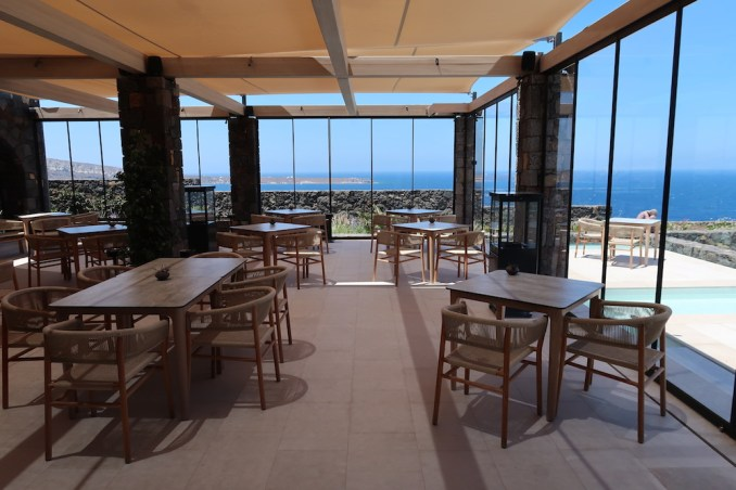 CANAVES OIA EPITOME: ELEMENTS RESTAURANT