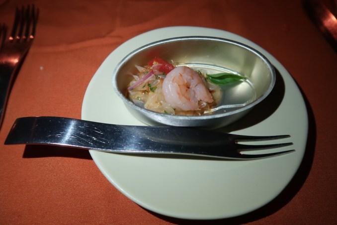 SONEVA FUSHI: FRESH IN THE GARDEN RESTAURANT (DINNER)