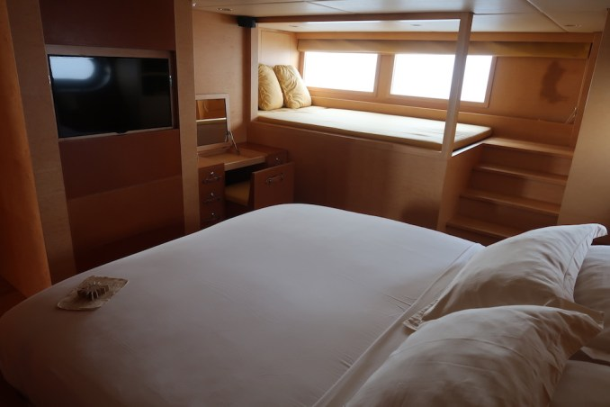 SONEVA IN AQUA: SECOND BEDROOM