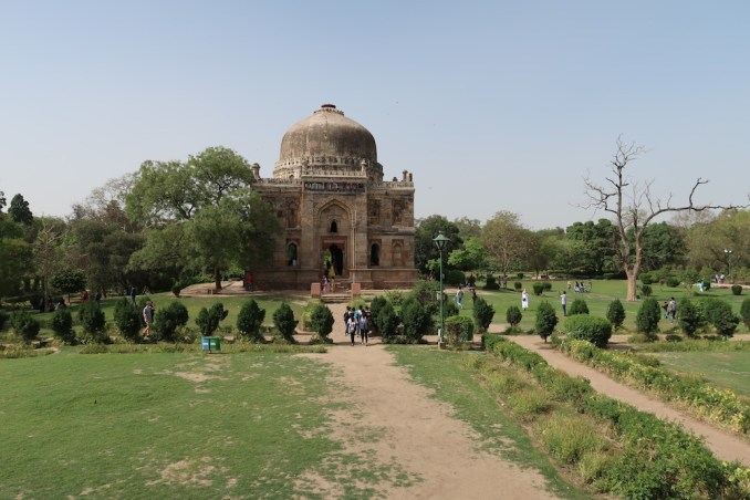 THE LODHI GARDENS