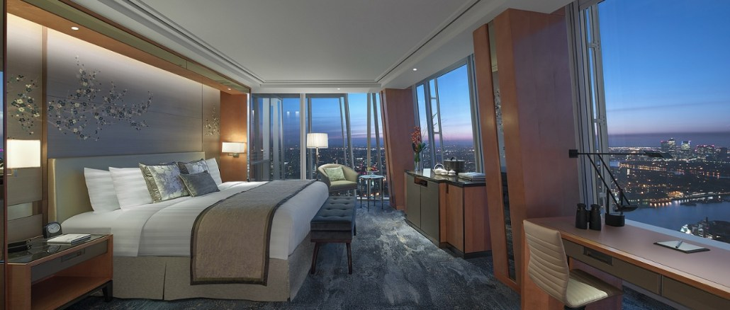 LONDON BEST LUXURY HOTELS