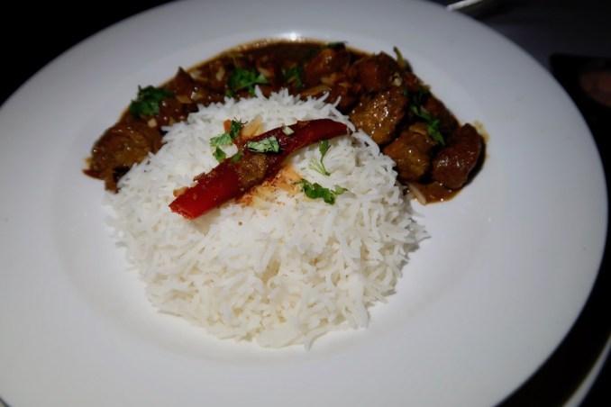 AMAN-I-KHAS: DINNER