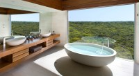 most amazing hotel bathrooms in the world