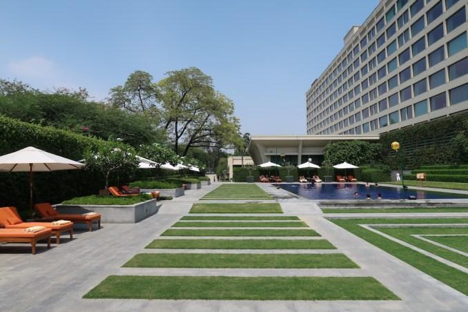 THE OBEROI NEW DELHI HOTEL REVIEW