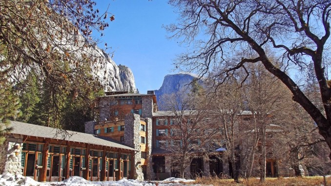 THE AHWAHNEE HOTEL, CALIFORNIA, USA