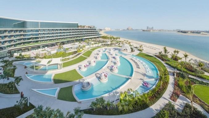 W DUBAI – THE PALM, UNITED ARAB EMIRATESW DUBAI – THE PALM, UNITED ARAB EMIRATES