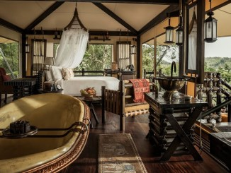 Review Four Seasons Tented Camp Golden Triangle