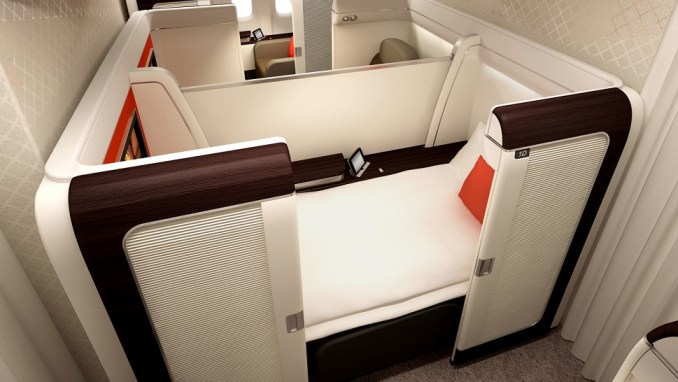 airlines with best first class: GARUDA INDONESIA