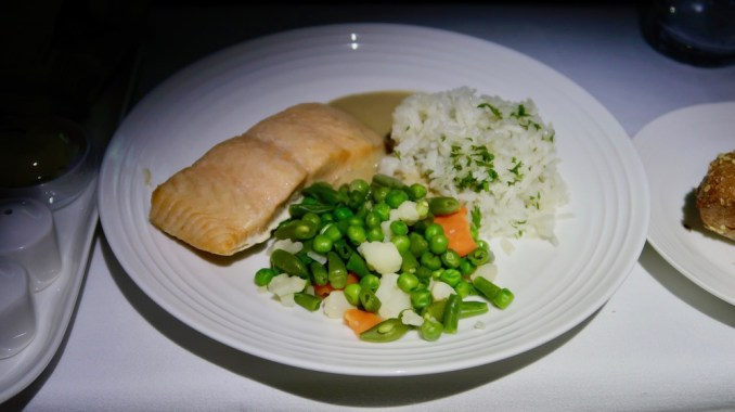 ETHIOPIAN AIRLINES FOOD