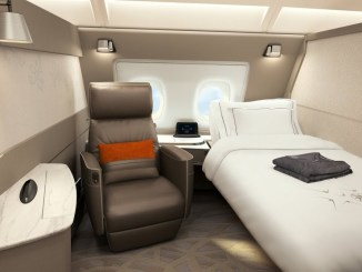 best airlines for first class