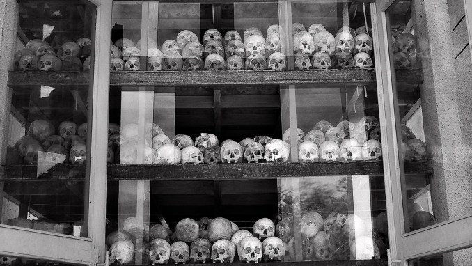 VISIT THE KILLING FIELDS