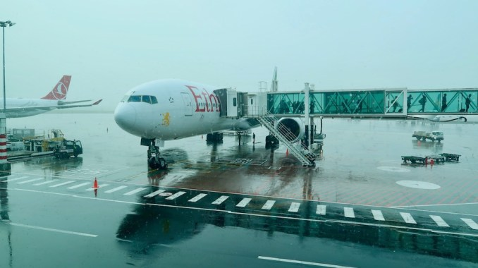 ETHIOPIAN AIRLINES BOEING 777-300ER
