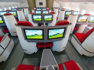 review ethiopian airlines boeing 787 dreamliner business class