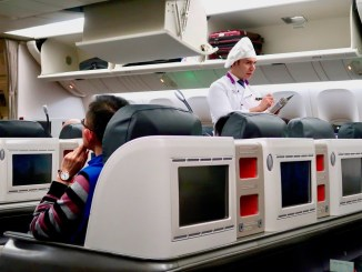 review turkish airlines boeing 777 business class