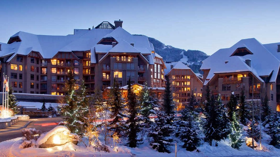 Top 10 most luxurious ski hotels & resorts in the world