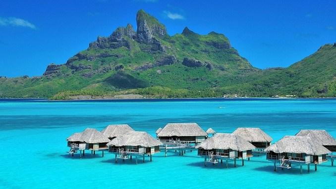FOUR SEASONS BORA BORA, FRENCH POLYNESIA