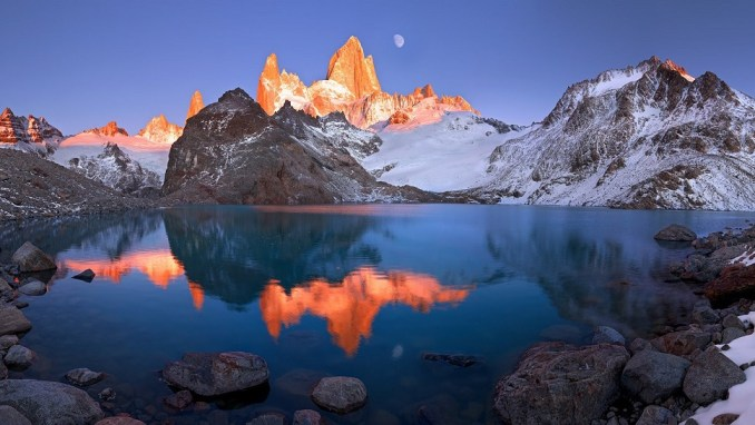 LAGUNA DE LOS TRES, PATAGONIA, ARGENTINA