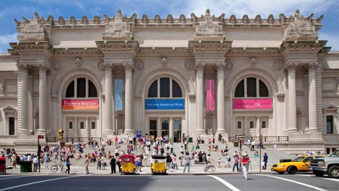 THE METROPOLITAN MUSEUM OF ART, NEW YORK, USA