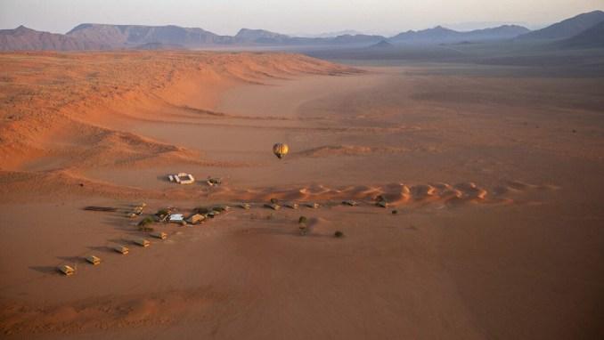 KWESSIE DUNES, NAMIBIA