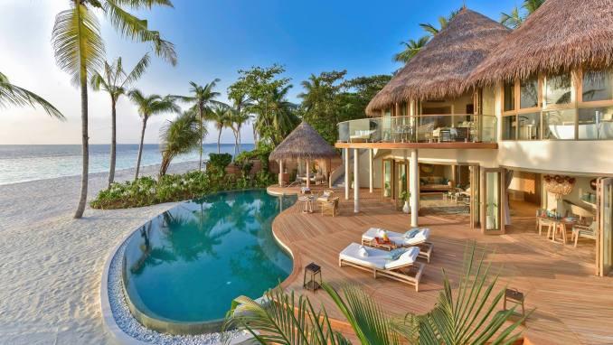 WIN A HOLIDAY AT THE NAUTILUS, MALDIVES