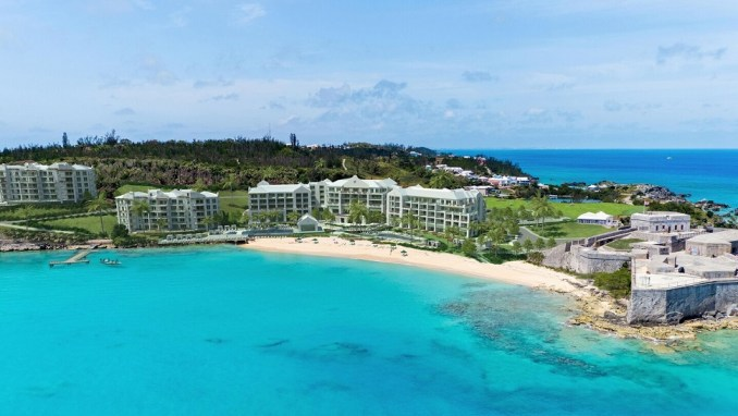 THE ST REGIS BERMUNDA RESORT, BERMUDA