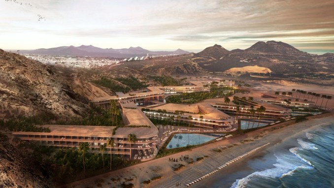 THE ST REGIS QUIVIRA, LOS CABOS, MEXICO
