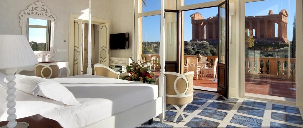 best luxury hotels in Sicily