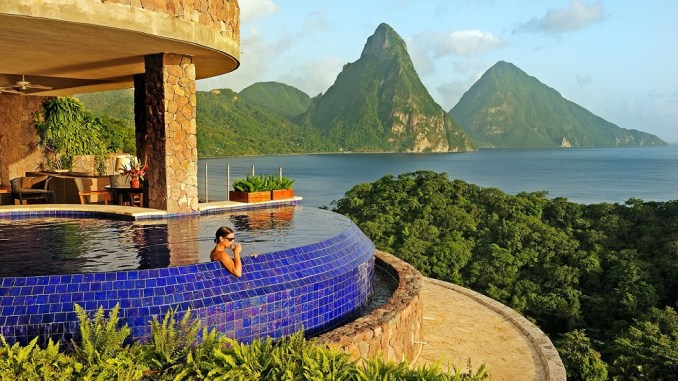 WIN A HOLIDAY TO THE CARIBBEAN ISLAND OF ST LUCIA